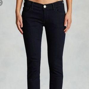 True religion black skinny jeans NWT size 23